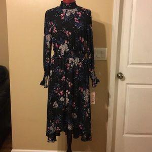 NWT Nanette Lenore high Low Dress